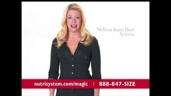 Nutrisystem TV Spot Featuring Melissa Joan Hart - Thumbnail 1