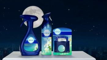 Febreze Sleep Serenity TV Spot, 'Lights Out' - Thumbnail 9