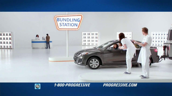 Progressive TV Spot 'RV Bundling' - Thumbnail 1