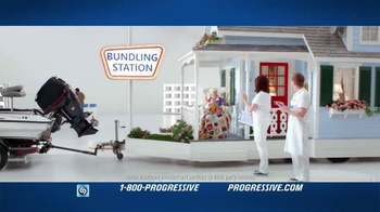 Progressive TV Spot 'RV Bundling' - Thumbnail 8