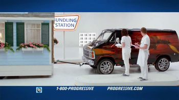 Progressive TV Spot 'RV Bundling' - 11824 commercial airings