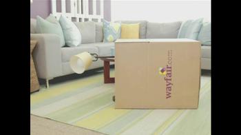 Wayfair TV Spot, 'Bring Your Dorm to Life' - Thumbnail 2