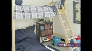 Wayfair TV Spot, 'Bring Your Dorm to Life' - Thumbnail 7