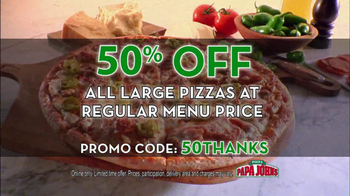 Papa John's TV Spot, 'Rated #1' - 683 commercial airings