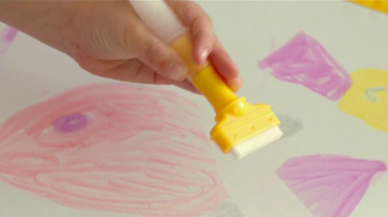 Crayola Doodle Magic Mat TV Spot, 'A Four Year Old and Markers' - Thumbnail 4