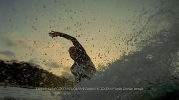 Kashi Foods GOLEAN TV Spot, 'Surfing' - Thumbnail 7