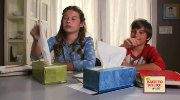 Kleenex TV Spot, 'Shield, Sneeze, Swish'