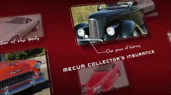 Mecum Auctions Insurance TV Spot - Thumbnail 3