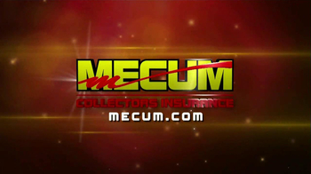 Mecum Auctions Insurance TV Spot - Thumbnail 8