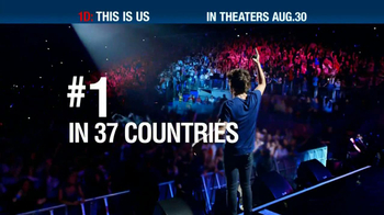 1D: This Is Us - Alternate Trailer 1