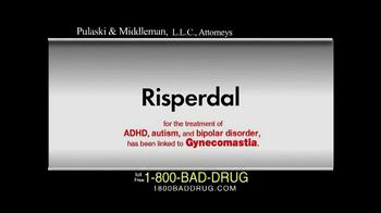 Pulaski & Middleman TV Spot, 'Risperdal' - Thumbnail 2