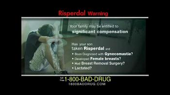 Pulaski & Middleman TV Spot, 'Risperdal' - Thumbnail 6