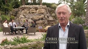 Passages Malibu TV Spot Featuring Chris Prentiss - Thumbnail 1