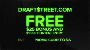 Draft Street TV Spot, 'Daily Fantasy' - Thumbnail 8