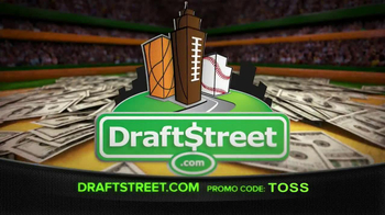 Draft Street TV Spot, 'Daily Fantasy' - 22 commercial airings
