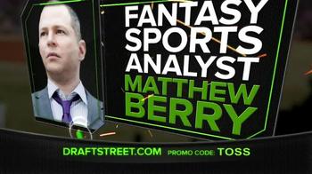 Draft Street TV Spot, 'Daily Fantasy' - Thumbnail 6