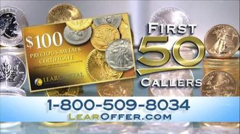 Lear Capital TV Spot, 'Government Debt' - Thumbnail 10