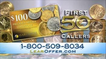 Lear Capital TV Spot, 'Government Debt' - Thumbnail 7