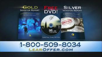 Lear Capital TV Spot, 'Government Debt' - Thumbnail 9