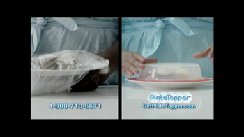 Plate Topper Food Storage Solution TV Spot - Thumbnail 6