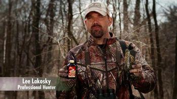 Wildlife Research Center Golden Scrape TV Spot - 675 commercial airings