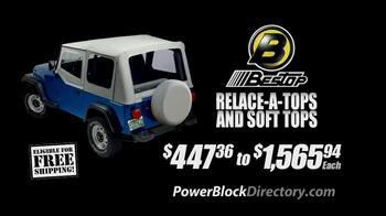 PowerBlock Directory TV Spot, 'Free Shipping' - Thumbnail 7
