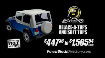 PowerBlock Directory TV Spot, 'Free Shipping' - Thumbnail 8