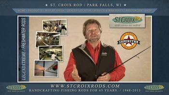 St. Croix Rods TV Spot - Thumbnail 1