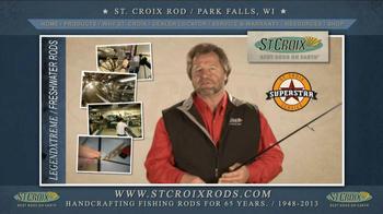 St. Croix Rods TV Spot - Thumbnail 2