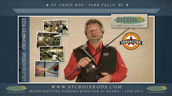 St. Croix Rods TV Spot - Thumbnail 3