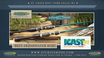 St. Croix Rods TV Spot - Thumbnail 6