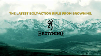 Browning AB3 TV Spot, 'Accuracy, Precision, Value'