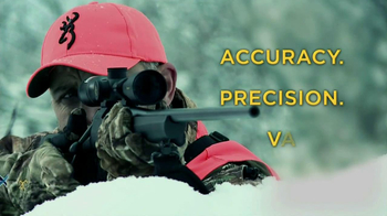 Browning AB3 TV Spot, 'Accuracy, Precision, Value' - Thumbnail 6