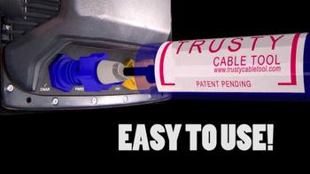 Trusty Cable Tool TV Spot - Thumbnail 7