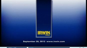 Irwin Tools TV Spot, 'National Tradesmen Day' - Thumbnail 10