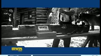 Irwin Tools TV Spot, 'National Tradesmen Day' - Thumbnail 2