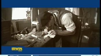 Irwin Tools TV Spot, 'National Tradesmen Day' - Thumbnail 4