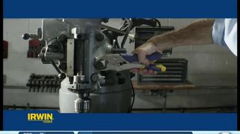Irwin Tools TV Spot, 'National Tradesmen Day' - Thumbnail 6