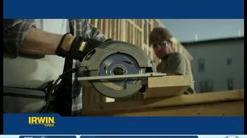 Irwin Tools TV Spot, 'National Tradesmen Day' - Thumbnail 7