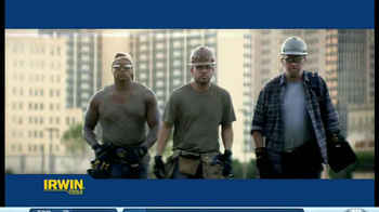 Irwin Tools TV Spot, 'National Tradesmen Day' - Thumbnail 9