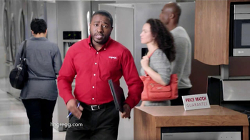 h.h. gregg Labor Day Sale TV Spot, 'Working'