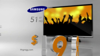 h.h. gregg Labor Day Sale TV Spot, 'Working' - Thumbnail 8
