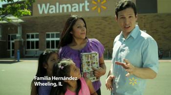 Walmart TV Spot, 'Familia Hernández' [Spanish] - Thumbnail 1