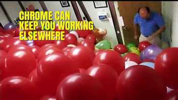 Google Chrome TV Spot, 'For Working from Anywhere' - Thumbnail 4