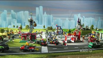Kre-O Cityville Invasion TV Spot