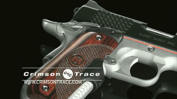 Crimson Trace Laser Grips TV Spot - Thumbnail 1