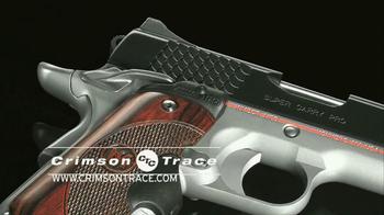 Crimson Trace Laser Grips TV Spot - Thumbnail 4