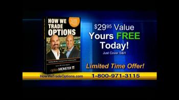 OptionMonster Holding Inc TV Spot - Thumbnail 3