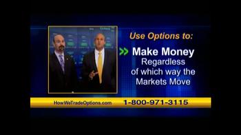 OptionMonster Holding Inc TV Spot - Thumbnail 5