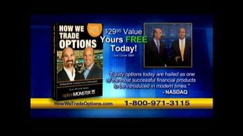 OptionMonster Holding Inc TV Spot - Thumbnail 7